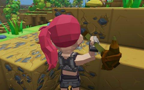 「PixARK」すべてが自給自足のサバイバル生活!ゲーム序盤のサバイバルをポイントとともに紹介