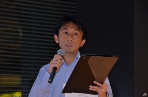 中田陽平氏
