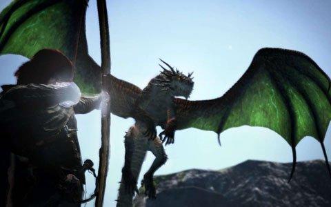Switch版「ドラゴンズドグマ:ダークアリズン」覚者の前に立ちふさがるドラゴンと武器強化システムを紹介!
