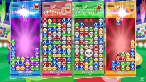PC版「Puyo Puyo Champions/ぷよぷよeスポーツ」が5月8日にSteamにて配信決定!