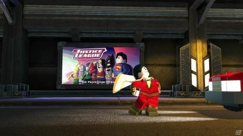 「レゴ DC スーパーヴィランズ」映画「シャザム!」のムービーステージパックが配信開始!