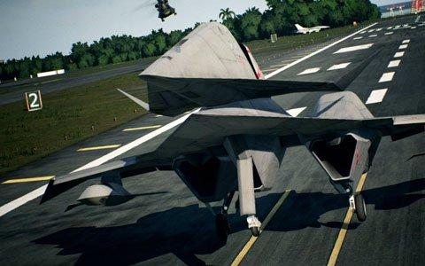 「エースコンバット7 スカイズ・アンノウン」追加DLCで登場の新たな機体を紹介するトレーラーが公開!