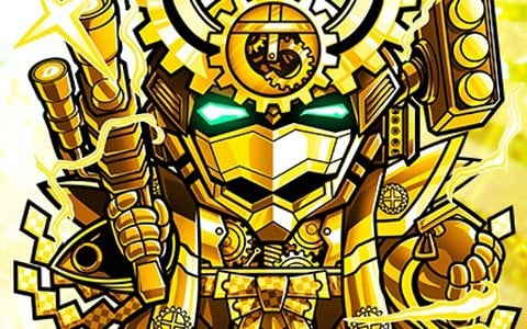 「共闘ことばRPG コトダマン」4月27日よりGWイベントが開催!第1弾ではチハヤフルメタルがゴールドになって新登場