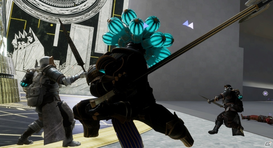 VRアクション「ソード・オブ・ガルガンチュア」5月16日から22日までオープンβ実施!