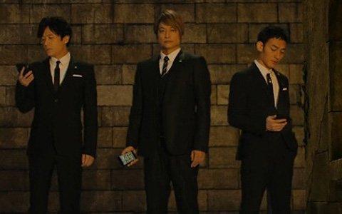 「星のドラゴンクエスト」稲垣吾郎さん、草彅剛さん、香取慎吾さんがドラゴンクエストの歴代勇者に!?