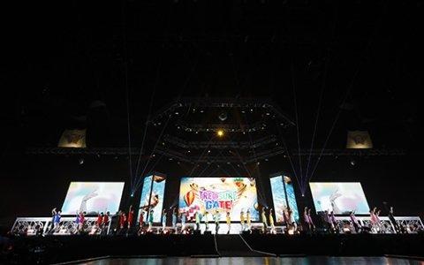 希望の船出に夢を乗せて――「アイドルマスター SideM」4th STAGEのDREAM PASSPORT公演をレポート