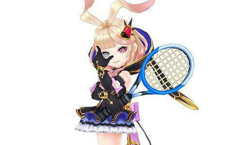 「白猫テニス」新キャラクターに焦点を当てたストーリーが楽しめるイベント「罪鏡のエンドページ」が開催!