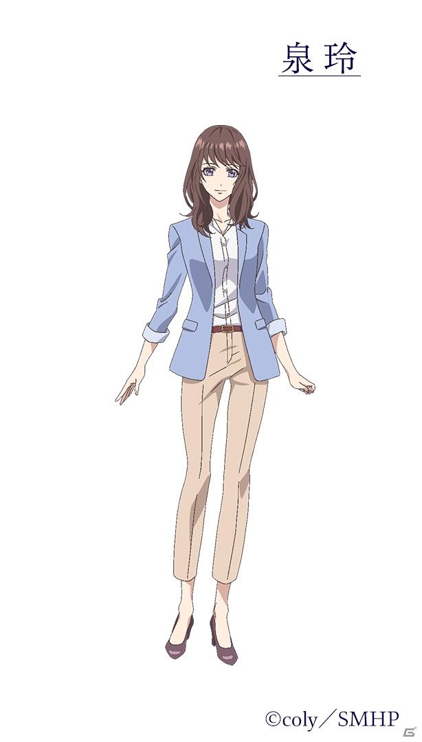 TVアニメ「スタンドマイヒーローズ PIECE OF TRUTH」ティザービジュアル&第1弾PVが公開!