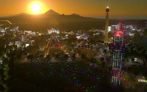 「シティーズ:スカイライン PS4 Edition」DLC「パークライフ」「ラジオステーション2」が発売!