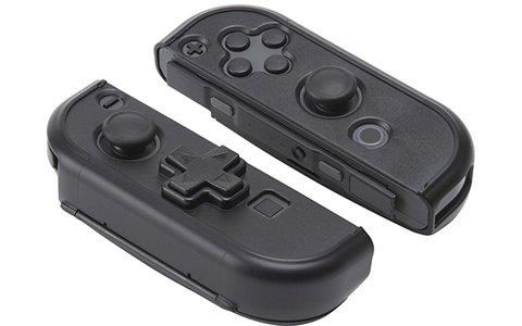 Joy-Conの方向ボタンが十字ボタンに変身!ゲームカードも収納可能なミニグリップが5月25日に発売
