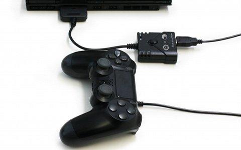 「PS2/PS1/PS クラシック用コンバーター」が7月下旬に発売!PS4/PS3のコントローラやアーケードスティックが使用可能に