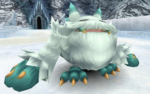 「トーラムオンライン」にストーリーミッション「氷雪の番人」が追加!雪が舞う新マップが登場