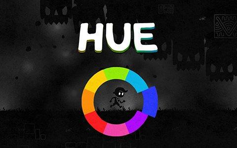 色を使いこなしてパズルを解くプラットフォーム・ゲーム「HUE」が6月6日に発売決定!