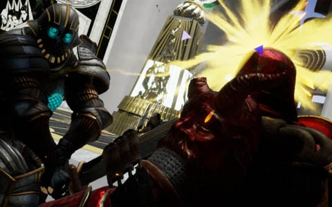 VR剣戟アクション「ソード・オブ・ガルガンチュア」が6月7日に配信!日本で初めてOculus Questに対応