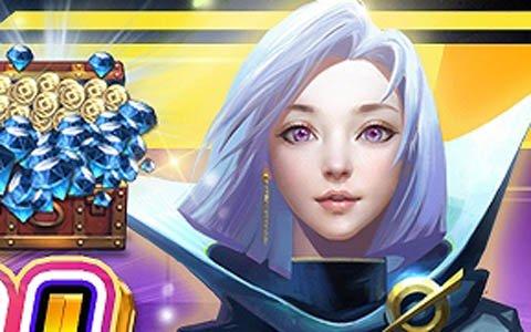 MOBAの要素を取り入れたバトルロイヤルゲーム「レジェンドオブヒーロー」の正式サービスが開始!