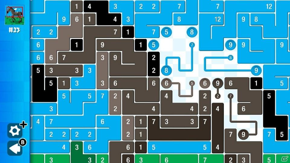 Switch「ピクセル ラインDX」など「ピクセル」シリーズ3作が50%オフになるセールが開催!