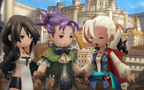 「BRAVELY DEFAULT FAIRY'S EFFECT」メインストーリー2部6章が公開!