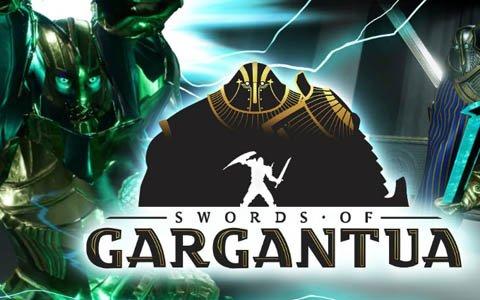 VR剣戟アクション「ソード・オブ・ガルガンチュア」が配信!プレイヤー全員にクリムゾンソードが配布