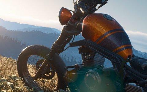 「Days Gone」12週間で12個の追加DLCが配信に!本日よりサバイバルビジョン不可の高難易度「SURVIVAL」が登場