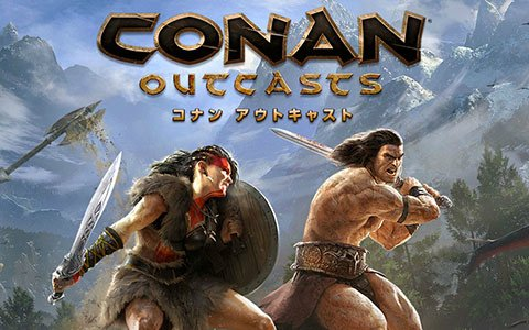「Conan Outcasts」DLC4種セット「DLC 2018 パック」と2種類の特別エディションが配信開始!