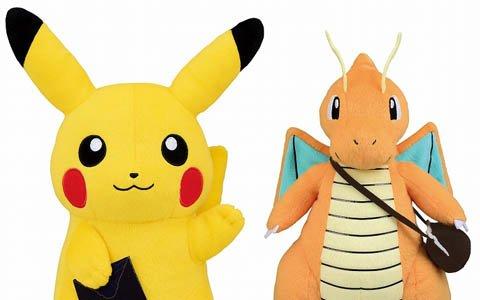 映画「ミュウツーの逆襲 EVOLUTION」よりミュウツーやピカチュウ、ミュウなどのバスタオルやぬいぐるみが登場!