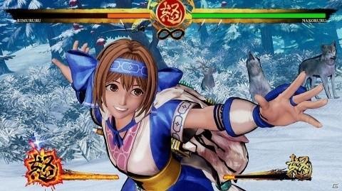 「SAMURAI SPIRITS」DLCキャラクター第1弾「リムルル」が8月に配信!元気でやんちゃなナコルルの妹