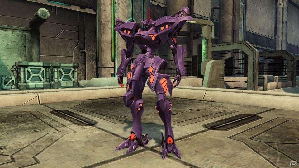 「ファンタシースターオンライン2」惑星ナベリウスが舞台の新フィールドが追加!「マブラヴ オルタネイティヴ」とのコラボスクラッチも
