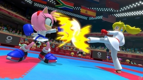 Switch「マリオ&ソニック AT 東京2020オリンピック」が2019年11月に発売決定!E3トレーラーが公開