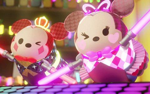「ディズニー ツムツム フェスティバル」の最新PVが公開!オリジナルツム「フェスツム」も登場