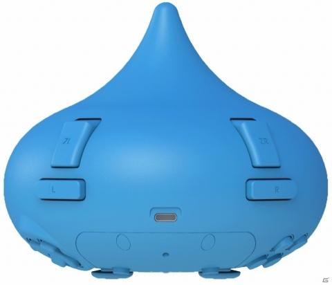 スライムの形をしたSwitch向けワイヤレスコントローラーが登場!「ドラゴンクエストXI S」と同じ9月27日に発売