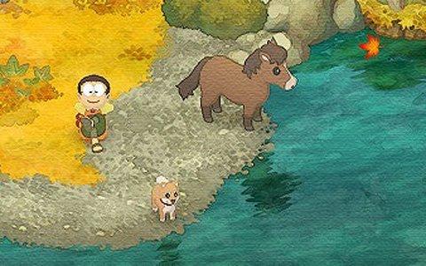 「ドラえもん のび太の牧場物語」が発売!虫取りやスイカ割り、馬レースなどを紹介するPVも公開