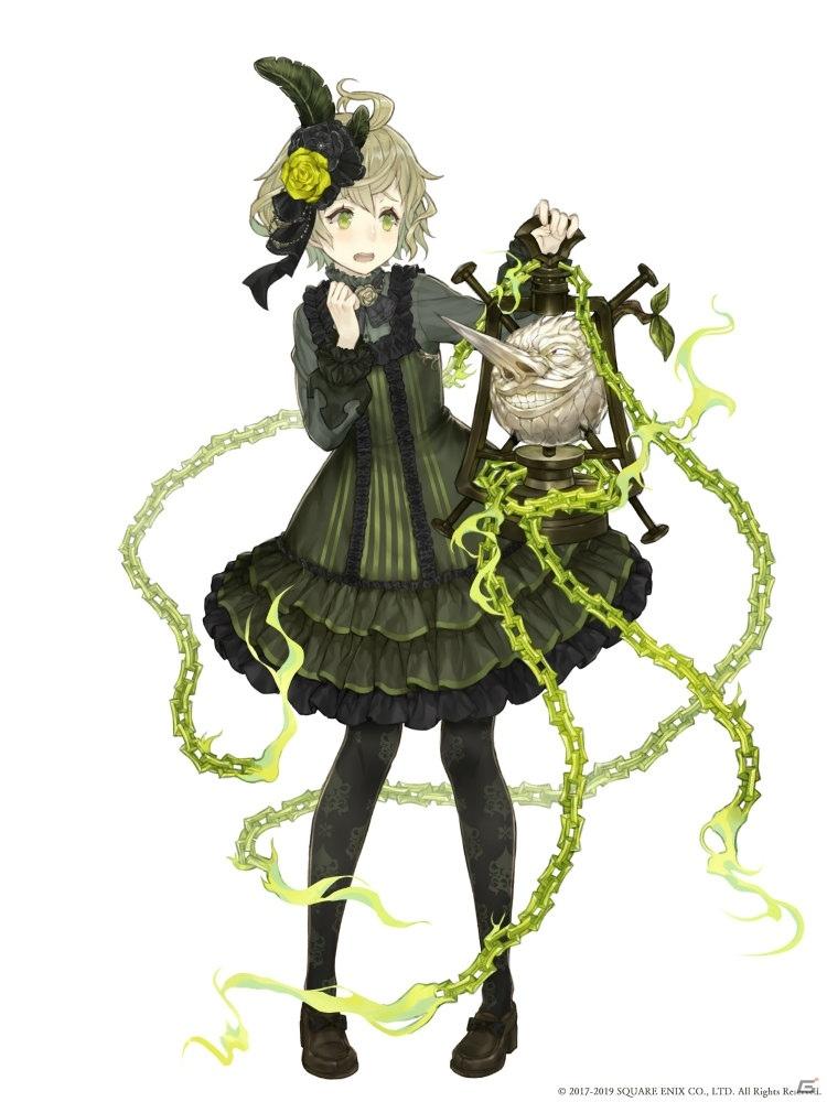 「SINoALICE」新キャラクターズ「ラプンツェル(CV:藤田 茜)」登場!2周年「金欲祭」第2弾が開始