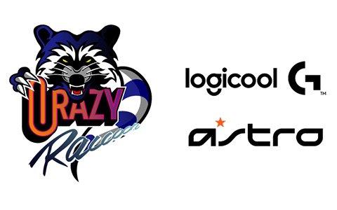 プロゲーミングチーム「Crazy Raccoon」とゲーミングデバイスブランド「Logicool G」「ASTRO Gaming」がスポンサー契約を締結