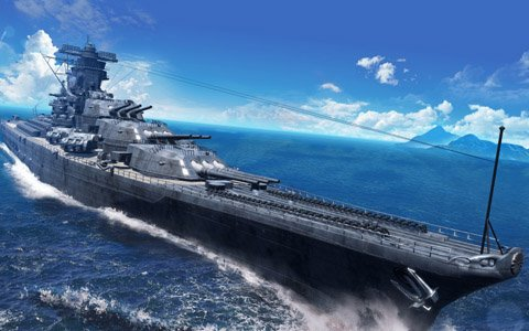 Donuts、新作アプリ「艦つく -Warship Craft-」を2019年夏配信と発表―クラフトした軍艦で戦う海戦TPS