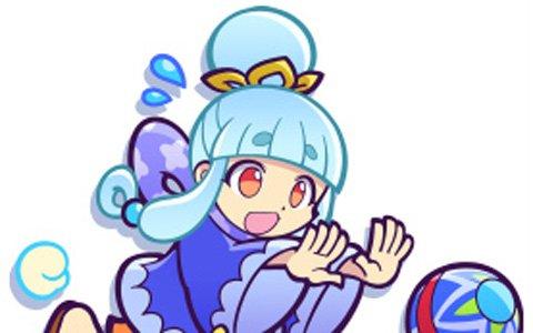 「ぷよぷよ!!クエスト」★7へんしん可能な新キャラ「ツムギ」が登場する「あやかしの遊びガチャ」が実施!