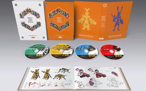 サウンドトラック「メダロット ゲームサウンドアーカイブスVol.2」の受注販売開始!予約期間は7月31日まで