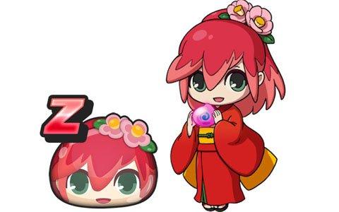 「妖怪ウォッチ ぷにぷに」Zランクぷに椿姫とSSSランクカチカチ鎖姫が登場するイベントが開催!