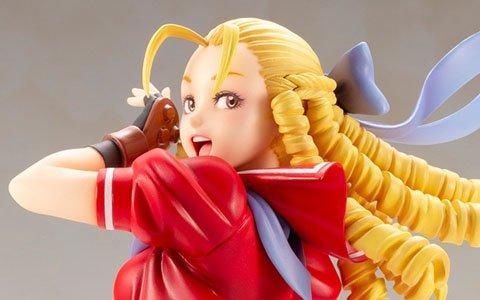 特徴的な縦ロールも表現したフィギュア「STREET FIGHTER美少女 かりん」が2019年11月に発売!