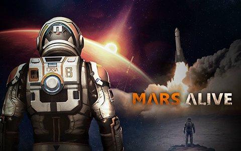 2045年の火星が舞台のサバイバルシミュレーションゲーム「Mars Alive」PS VR向けに本日発売!