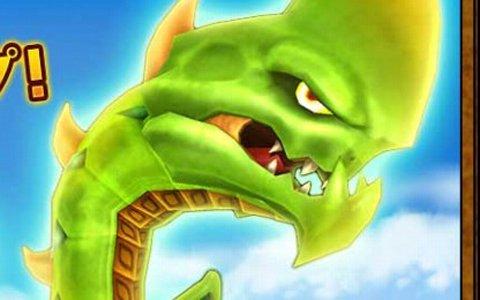 「ドラゴン&コロニーズ」木属性の巨獣ユニットSR「グリーンドラゴン」が入手可能なイベントクエスト開始!