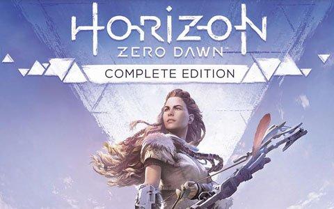 「Horizon Zero Dawn Complete Edition」「GOD OF WAR III Remastered」がお手頃価格になって6月27日に発売!
