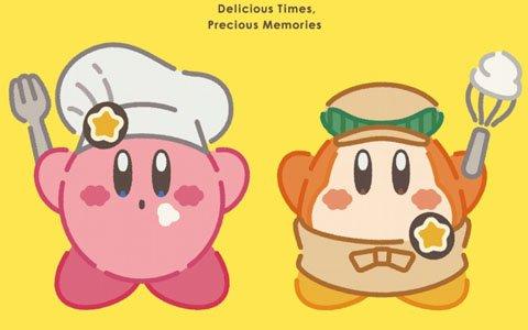 「カービィカフェ」がキャナルシティ博多に8月8日より期間限定オープン!キュートな新メニューや博多限定グッズが登場