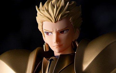 「Fate/EXTELLA」よりギルガメッシュが1/8スケールフィギュアになって登場!本日より予約受付が開始