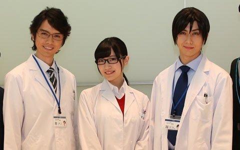 舞台「囚われのパルマ ―失われた記憶―」が6月22日に大阪で開幕!キャストの初日コメントが公開に