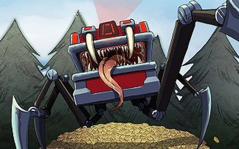 現代のゲームへの皮肉に満ちたFPS「Shadow of Loot Box」がSwitch/PS4向けに発売決定!