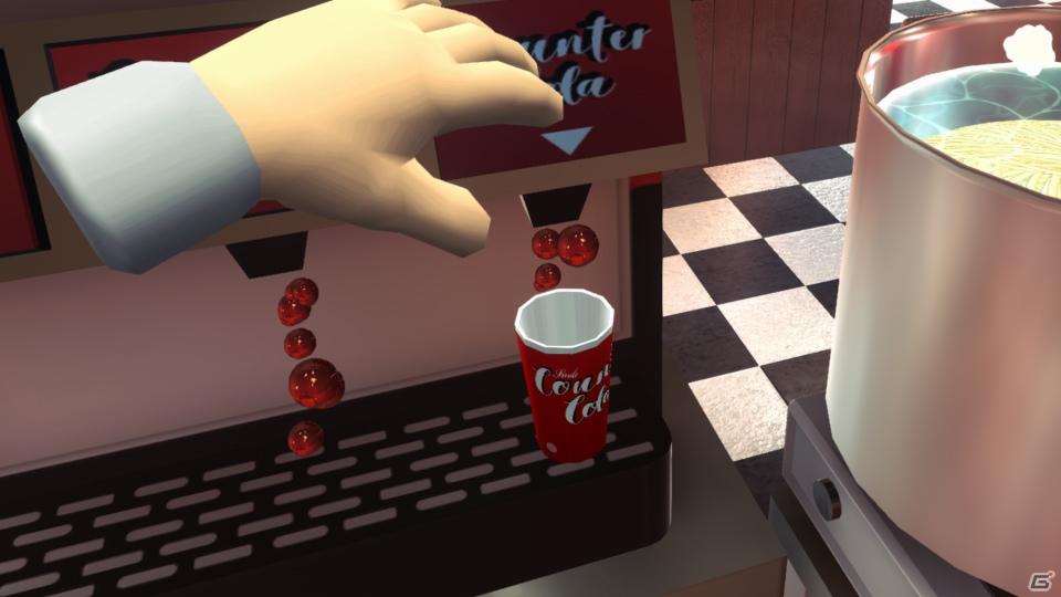 「Counter Fight3」がPS VRに登場!ピザ屋となって客をさばくワークシミュレーション