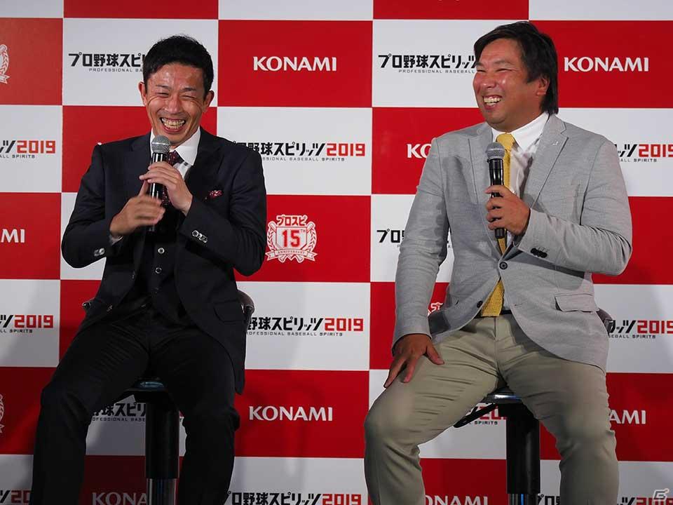 永尾まりやさん、市川美織さん、原あや香さんがホームラン競争で対決!「プロ野球スピリッツ2019」開幕式をレポート