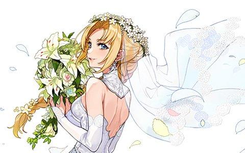 「スターオーシャン:アナムネシス」SO3より花嫁ミラージュと花婿クリフが参戦!