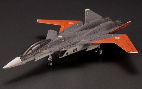 「エースコンバット7 スカイズ・アンノウン」より「X-02S」のプラモデルが2019年11月に発売!