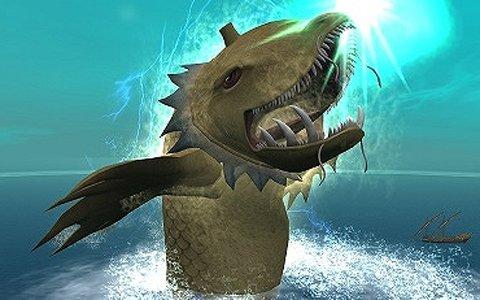 「大航海時代 Online」新たな幻獣「ケートス」などが追加される大型アップデートが7月16日に実施!